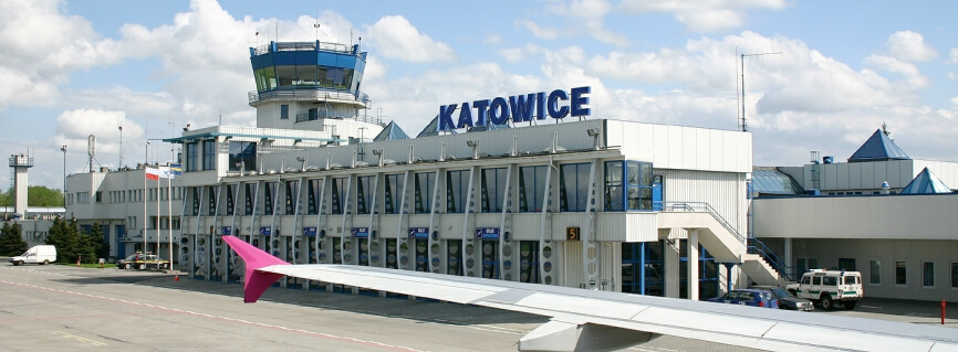 Katowice Airport Krakow ride - fast connection to your destinantion.