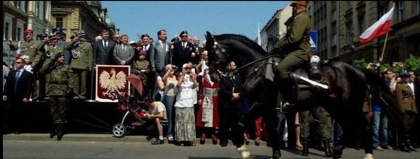 Majowka in Krakow- how Poles celebrate national holidays?