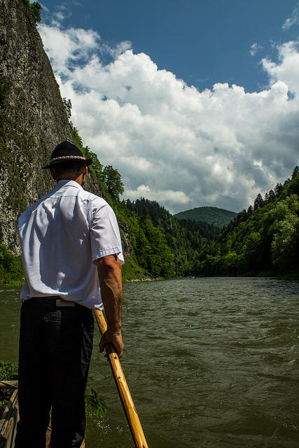 Things to do in Krakow - Dunajec River rafting with highlanders.