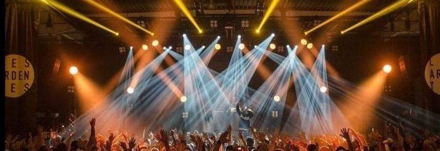 Concerts in Krakow- students celebrating Juwenalia
