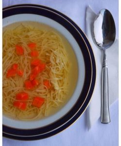 Chicken Broth - Polish cuisine recipe