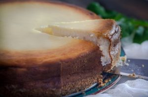 Traditional Polish food - Cheese Cake
