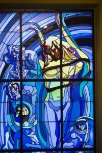 Krakow city breaks -stained glass museum