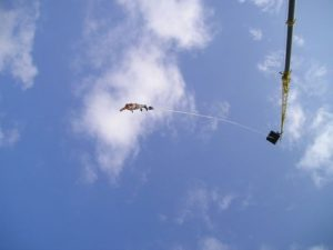 Fun things to do in Krakow - Bungee jumping