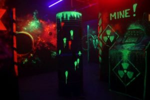 Fun things to do in Krakow - Laser Park