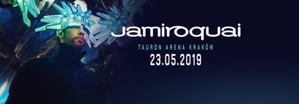 Upcoming events in Krakow - Jamiroquai