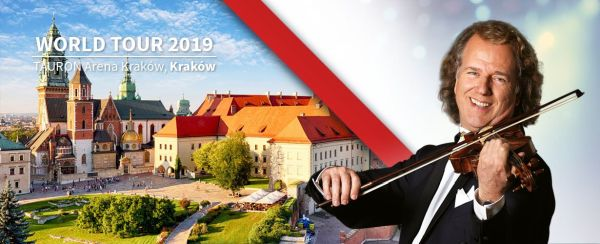 Upcoming events in Krakow - Andre Rieu