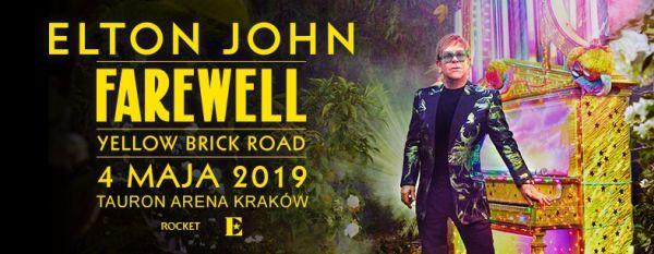 Upcoming events in Krakow - Elton John