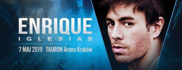 Upcoming events in Krakow - Enrique Iglesias