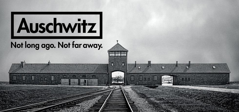 Auschwitz travelling exhibition in New York