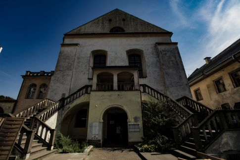 Izaak Synagogue