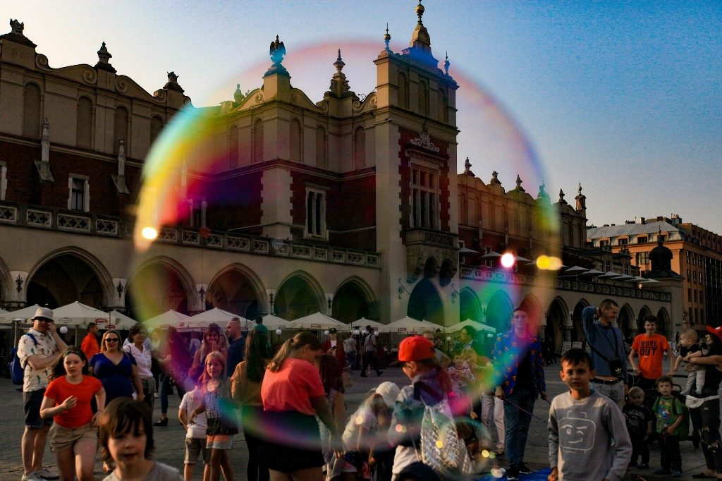 Beautiful Krakow photos - different perspectives