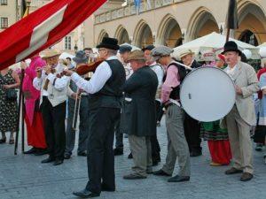 Lajkonik Parade - Mlaskoty