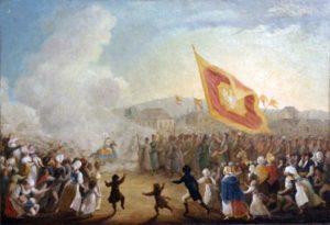 Lajkonik historic battle