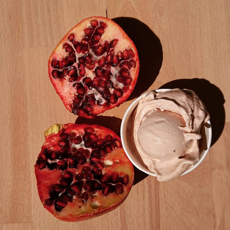 Krakow ice cream - Si Ge La