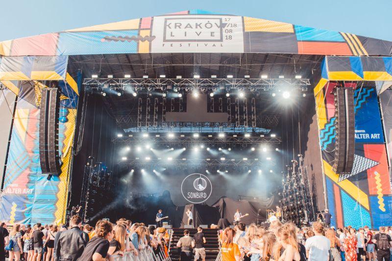 Krakow Live Festival 2018