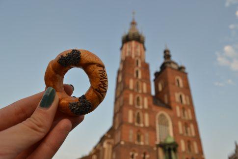 Krakow Obwarzanek - what to see in Krakow