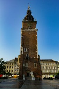 places to see in Krakow - Town Hall