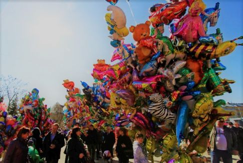 What to do in Krakow at Easter - Emaus Fair