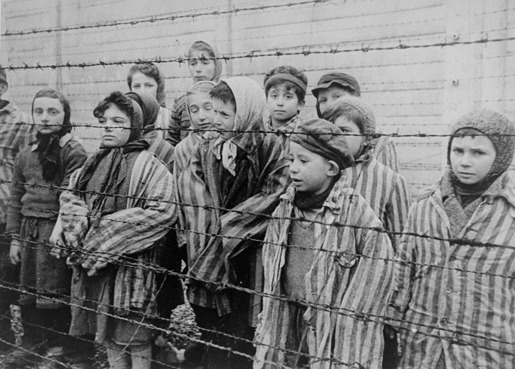Auschwitz facts in numbers - liberation