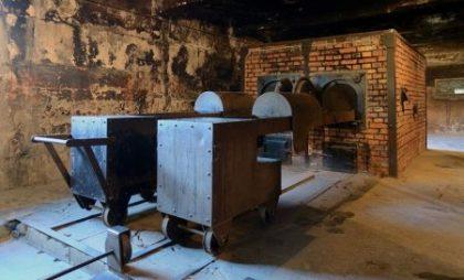 Auschwitz facts in numbers - Crematorium