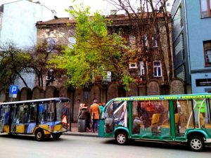 Jewish ghetto in Krakow
