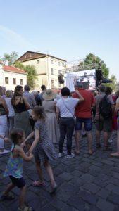 Dancong on Szeroka Street