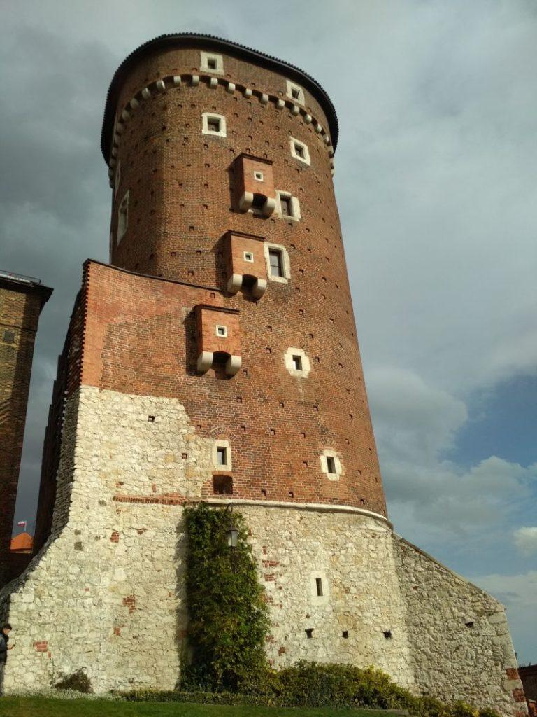 Krakow sightseeing - wawel hill