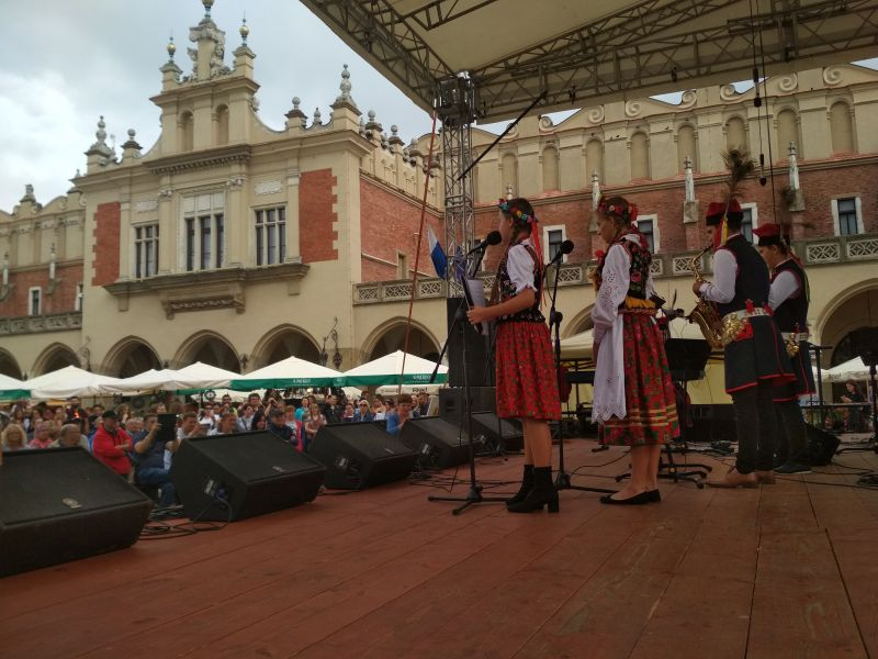 Polish folk art - traditional music
