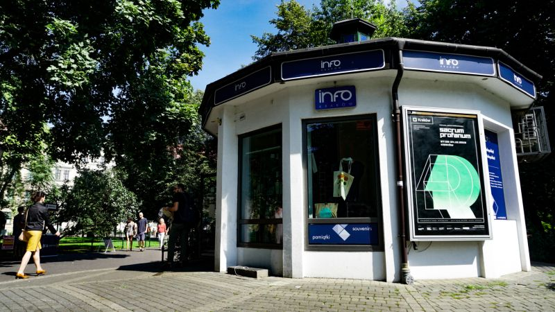 Krakow tourist information - Szpitalna