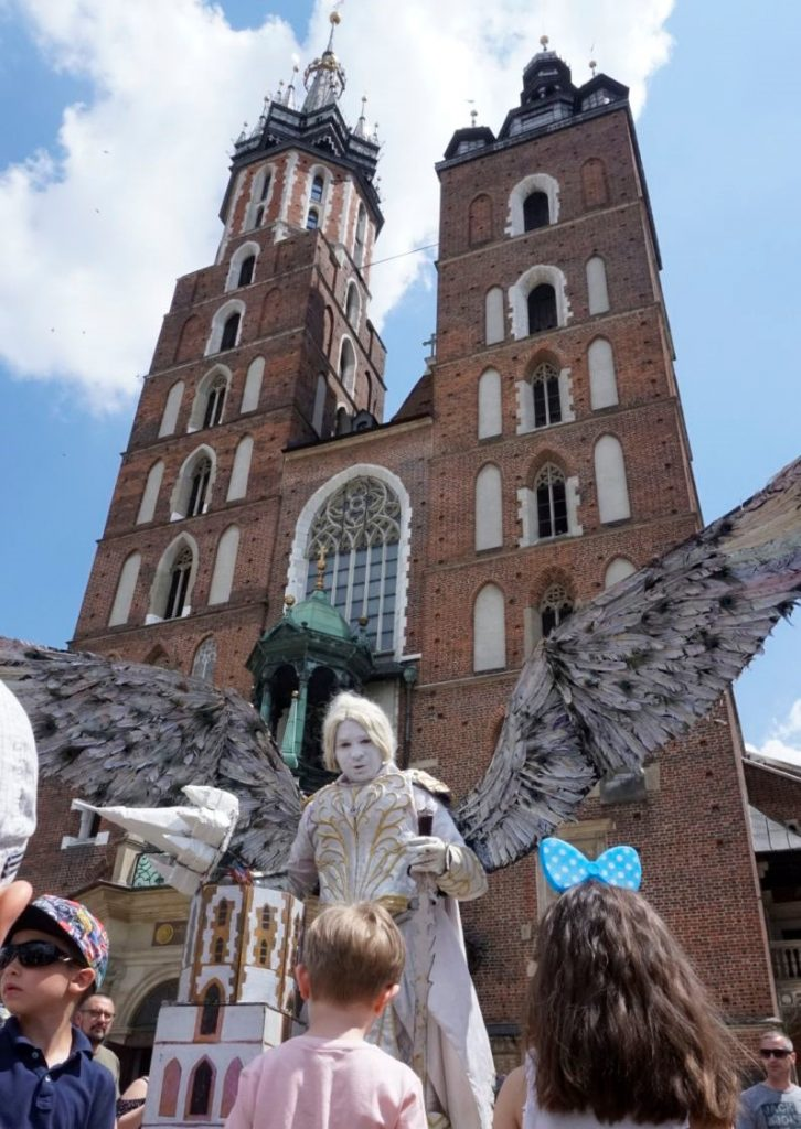 places to see in Krakow - Mariacki