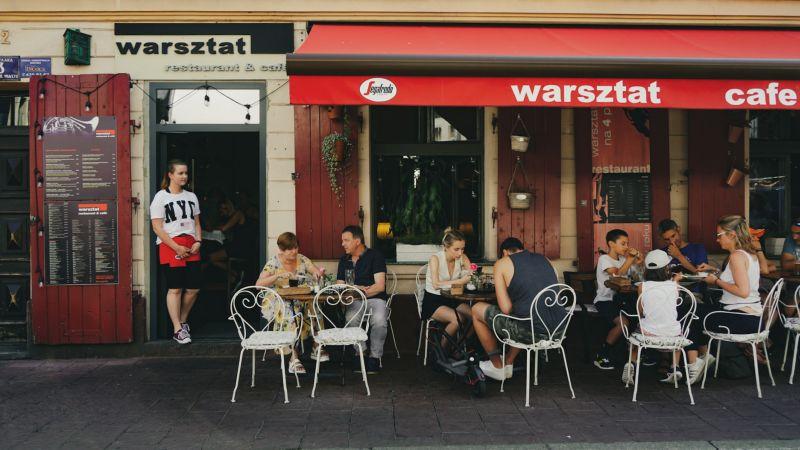 Warsztat in Krakow Jewish Quarter