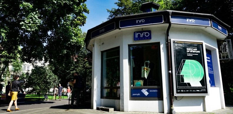 Krakow tourist information centre