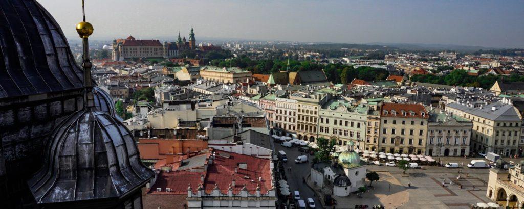 Krakow walking tour - krakow poland