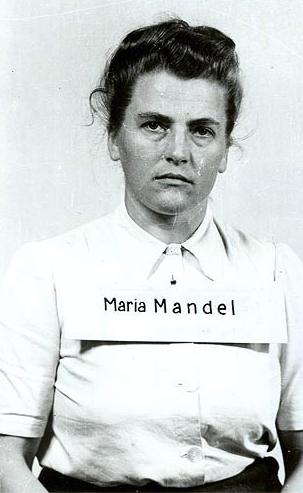 Maria Mandel - Auschwitz camp Lagerführerin