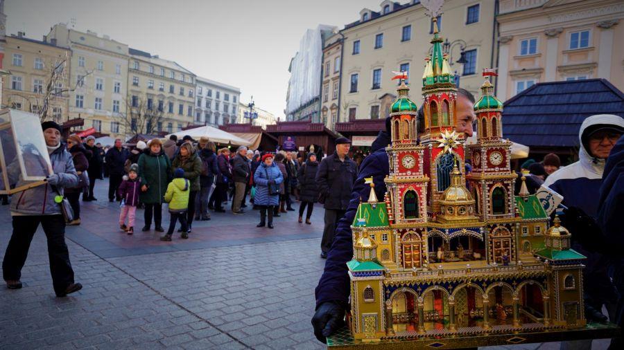 Krakow Xmas Market 2019