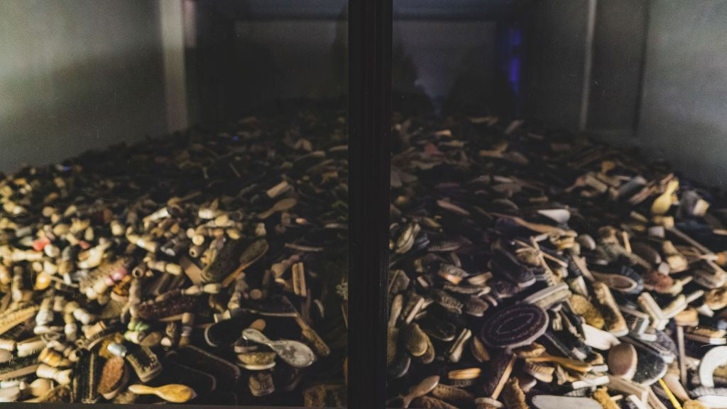 Auschwitz pictures - objects