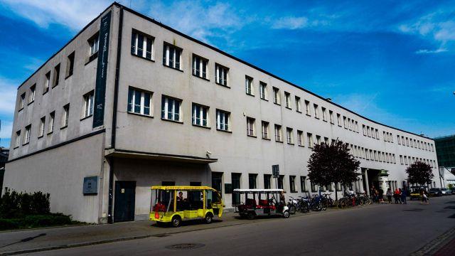 Schindler's factory tickets