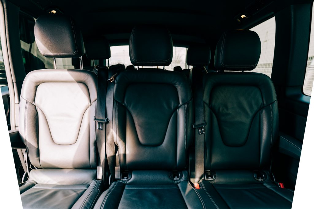 Transport osób - fotele