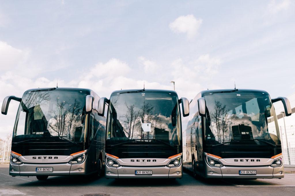 Transport do terminali promowych